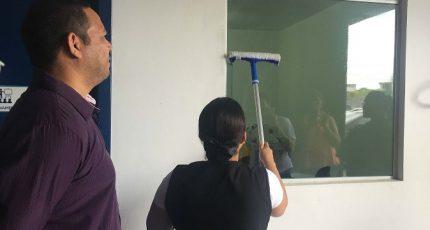 Treinamento e qualificação da equipe de limpeza