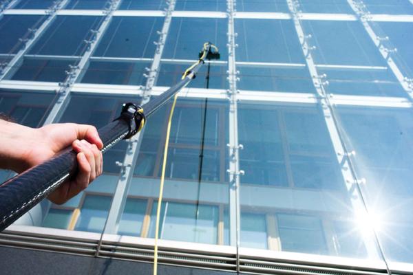 MOMENTO HIGTOP: Importância da limpeza de fachadas